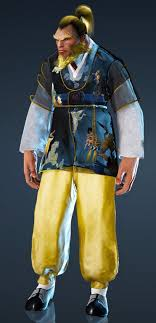 costume new year bdo fashion berserker new year hanbok