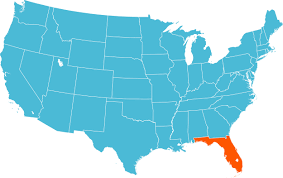 Map Of Florida by Map Of Florida