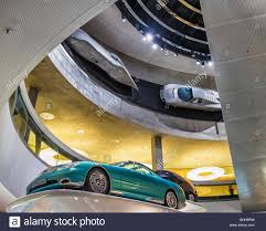 mercedes museum stuttgart interior mercedes benz museum interior stuttgart germany display of