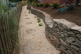 stone gravel landscaping pictures how to install gravel