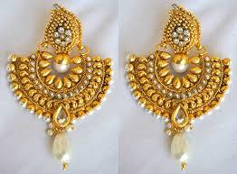 kerala earrings buy traditional gold earrings online