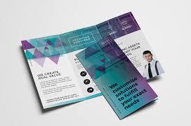 free tri fold brochure template free trifold brochure template vol 2 in psd ai vector brandpacks