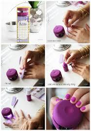 diy gel manicure le mini macaron gel manicure kit thefabzilla