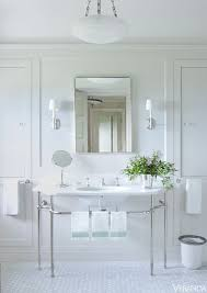 Gorgeous White Bath By Michael S Smith  Photos By Simon Upton For - Designer bathrooms by michael