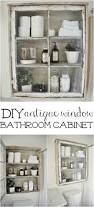 35 diy storage ideas organize your bathroom and looks cool