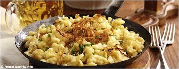 cuisine en allemagne spätzle au fromage recette bavaroise des käsespätzle