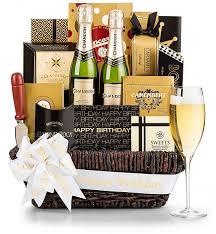 happy birthday gift baskets birthday wine gift basket happy birthday wine gifts