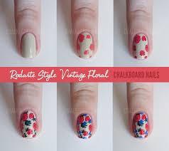 decoraciondeñasflores 15tutorialesácilesdedecoraciódeñasconflores manicure