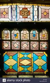 glass panel front door decorative stained glass panel front door victorian british