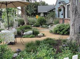 australian native plant society california bungalow drought resistant garden http