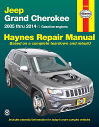 jeep grand cherokee 05 14 haynes repair manual haynes manuals
