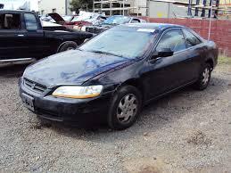 2 door black honda accord 2000 honda accord 2 door cpe ex model 2 3l vtec at fwd color black