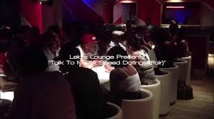 Lela     s Lounge Speed Dating