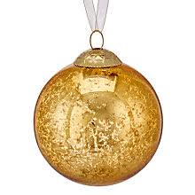 Baby S First Christmas Bauble John Lewis by Baubles U0026 Tree Decorations All Decorations John Lewis