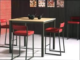 table de cuisine hauteur 90 cm chaise pour table haute simple table bar cuisine ikea beautiful