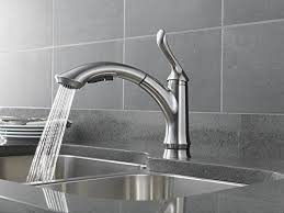 Top Rated Kitchen Faucets by Home Design Interior Polished Chrome Single Handle Single Hole