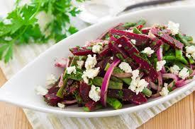 roast beet and green bean salad recipe fresh tastes blog pbs food