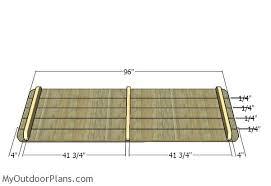 8 foot picnic table plans 8 foot picnic table plans myoutdoorplans free woodworking plans