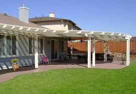 pergola with trellis trellises arbors u0026 patio covers in landscape design