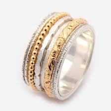 worry ring spinner rings for women meditation band worry ring
