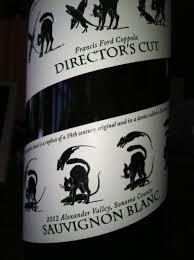 coppola director s cut 2012 francis ford coppola sauvignon blanc director s cut usa