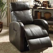 ACME Furniture Ricardo Power Rocker Recliner  Reviews Wayfair - Ricardo leather reclining sofa
