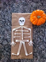 Halloween Skeleton Craft by Skeleton Puppet M Magazine An Online Magazine For Mommies