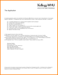 mba cover letter sle mba cover letter exles 28 images sle cover letter for mba