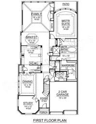 blackburn narrow house plans luxury house plans