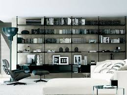 modern home library creative home library designs for a unique atmosphere
