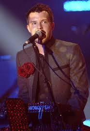 I Love Brandon Flowers - the sponge brandon flowers u0027 runway looks dior homme by hedi slimane