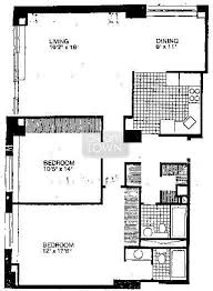 e floor plans 400 e randolph outer drive east floorplans