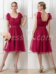 bridesmaid dresses for summer wedding aliexpress buy dressv strapless burgundy bridesmaid dress