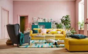 kitchen island ikea home design roosa 7 amazing pink interiors proving pink is the color now