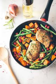 one pan thanksgiving dinner cook cook