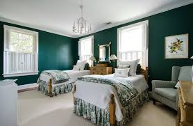 gray and green bedroom decorating ideas for dark colored bedroom walls
