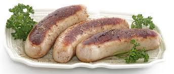 thanksgiving turkey sausage