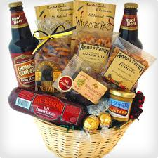 Sausage Gift Basket 21 Beer Gift Baskets The Holy Grail Of Beer Gifts Dodo Burd