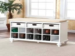 Entryway Storage Bench With Coat Rack Entryway Benches With Storage Hallway Bench With Shoe Storage