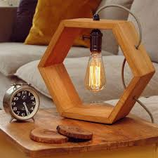 Desk Lighting Ideas Best 25 Wooden Lamp Ideas On Pinterest Lamps Wood Lamps And