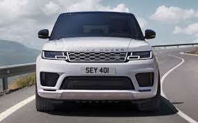 land rover sport 2018 2018 range rover sport takes on swimmers in water challenge