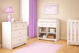 Pink Changing Table by South Shore Little Teddy Collection Changing Table Walmart Canada