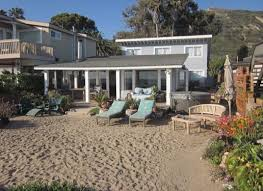 Beach House Backyard Seacliff Beach U0026 Garden Vacation House For Rent In Ventura