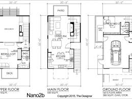 3 story townhouse floor plans modern affordable 3 story residential designs the house
