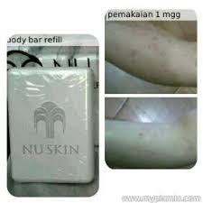 Pemutih Wajah Nu Skin produk nu skin indriyatantri
