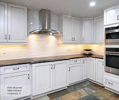 Pearl White Shaker Style Kitchen Cabinets Omega - Style of kitchen cabinets