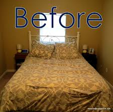Mismatched Bedroom Furniture by The Project Refinishing Our Bedroom Furniture