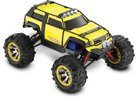 remote control bigfoot monster truck traxxas summit 1 16 scale vxl ripit rc