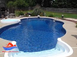 atlanta swimming pool installation vinyl