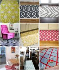 How To Make My Own Rug Large Area Rug Diy For Under 30 Never Would Have Thought Of